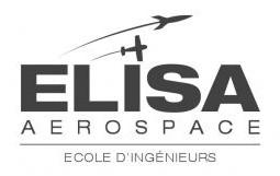 Elisa aerospace, école d'ingénieurs