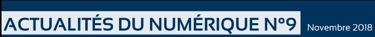Bannière Lettre de Numérique 9