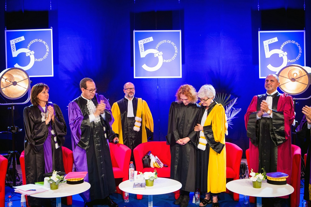 Doctorat honoris causa ©Philippe Dupuich