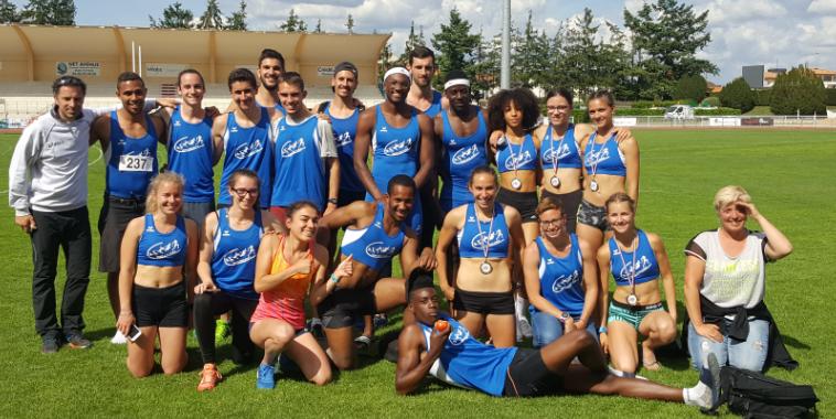 Championnats de France Universitaire - Poitiers