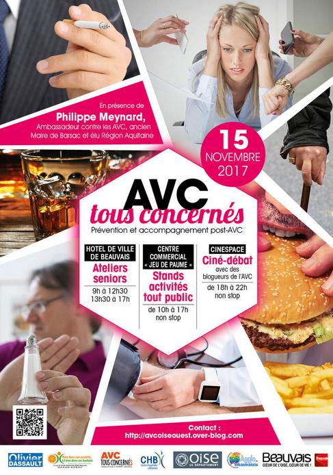 Journée de l'AVC Beauvais