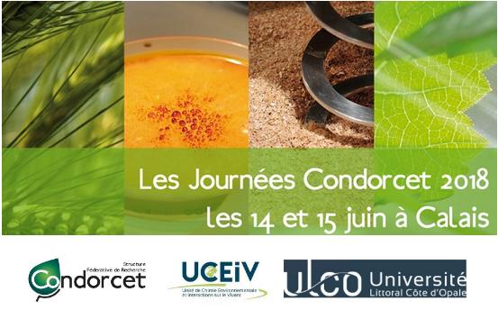 Journées Condorcet 2018