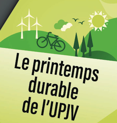 Printemps durable à l'UPJV