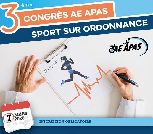 3e Congrès AEAPAS