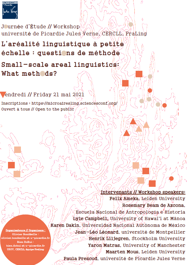 L'aréalité linguitique: questions de méthode