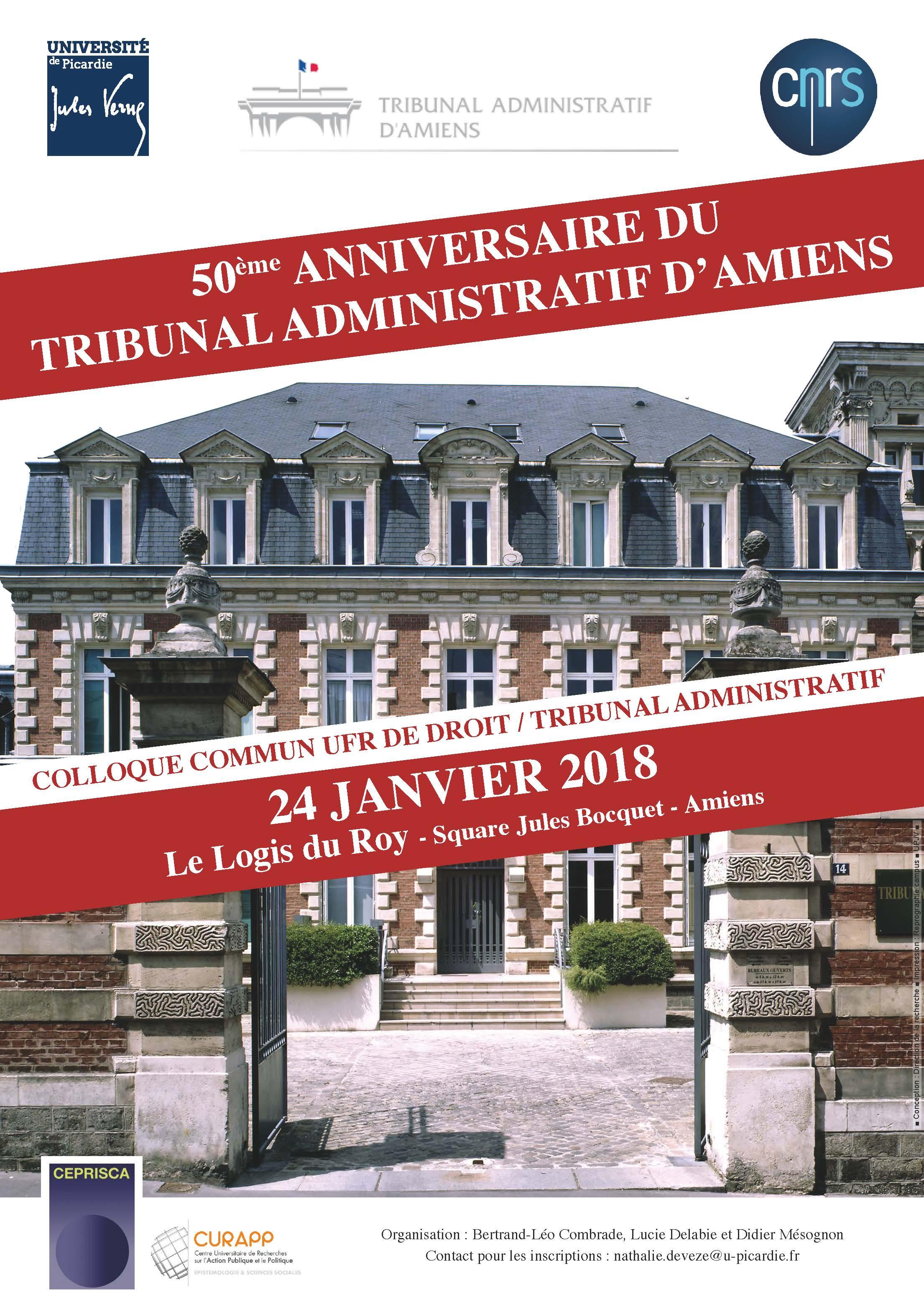 50 ans Tribunal administratif
