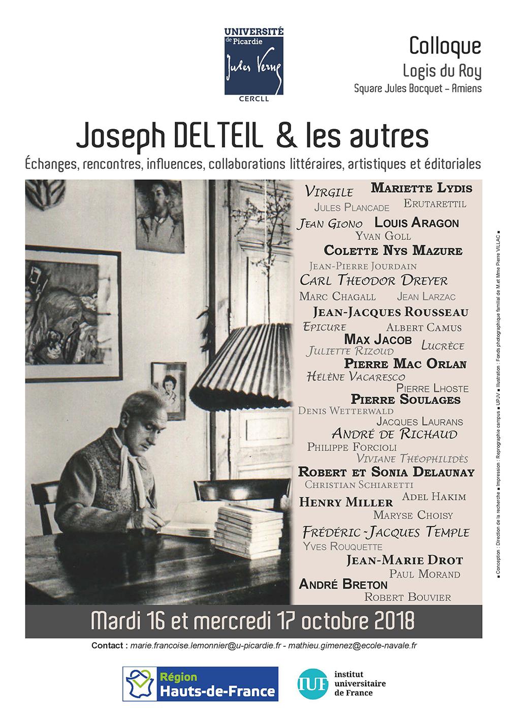 Affiche Delteil