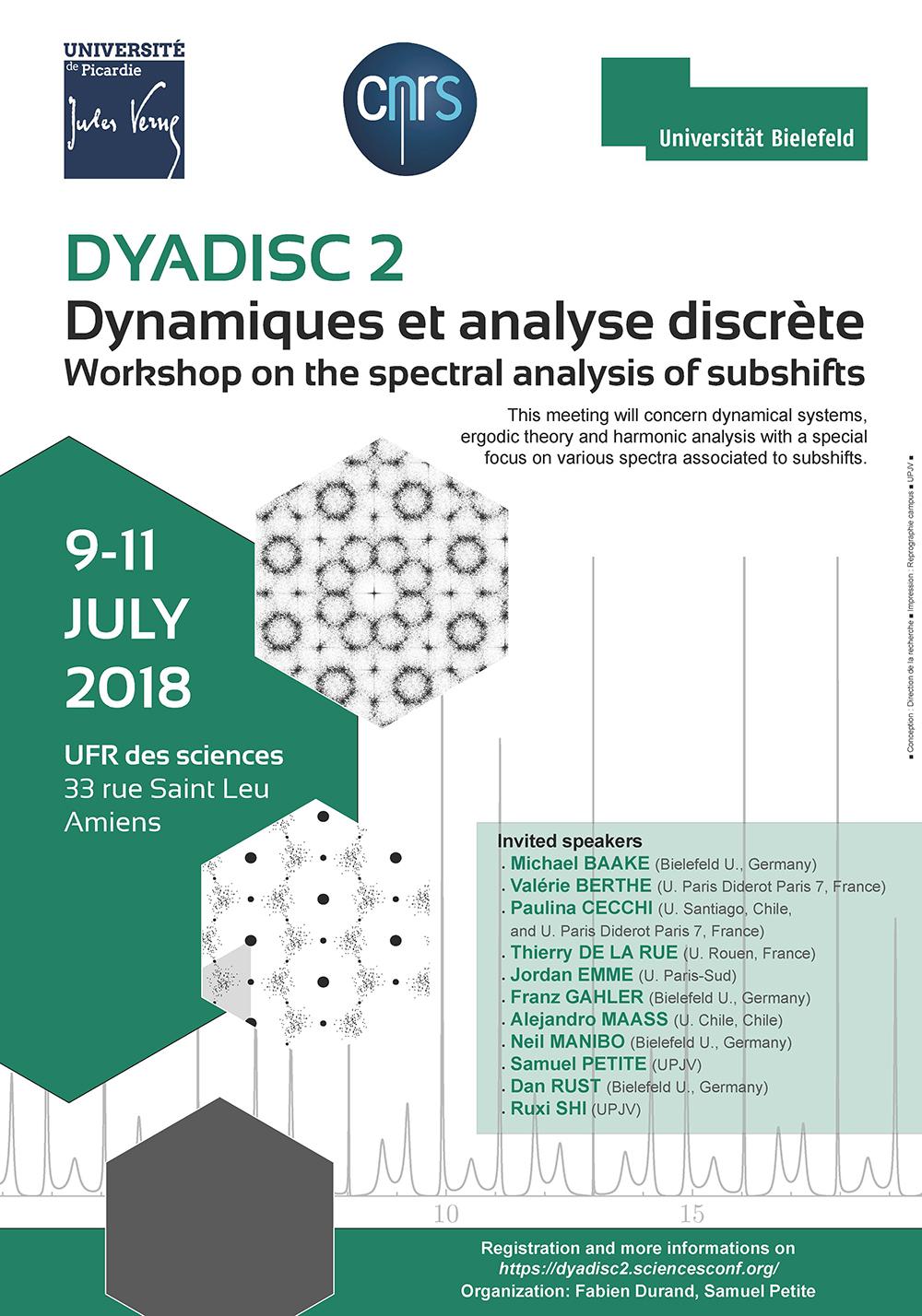 Dyadisc2 LAMFA