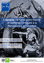 Affiche Epopée héros