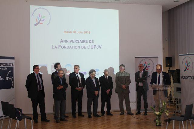 Anniversaire fondation UPJV
