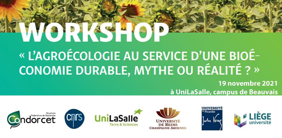 Workshop Agroécologie...