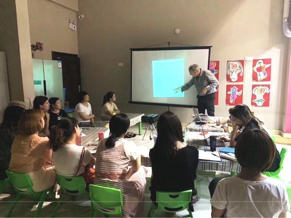 La pédagogie Freinet en Chine