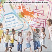 CHU Journée Internationale des Maladies Rares