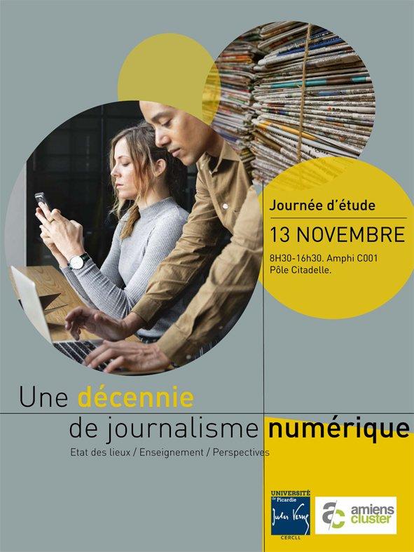 Une Décennie de Journalisme Numérique