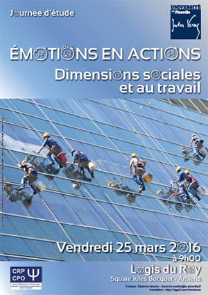 Emotions en action