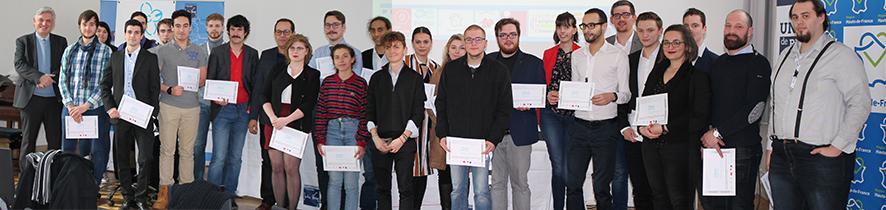 Etudiants entrepreneurs 2018