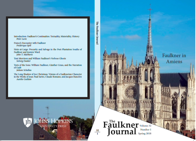 Faulkner in Amiens