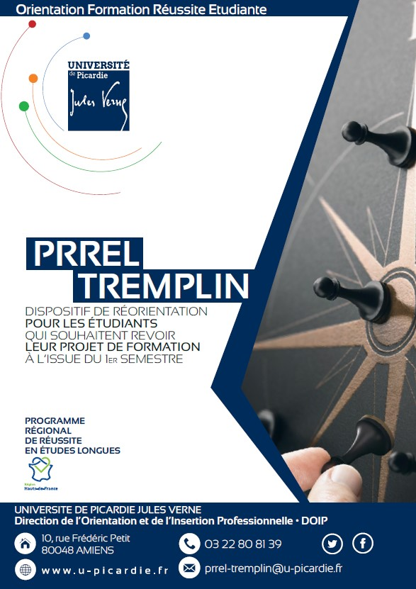 Le PRREL Tremplin