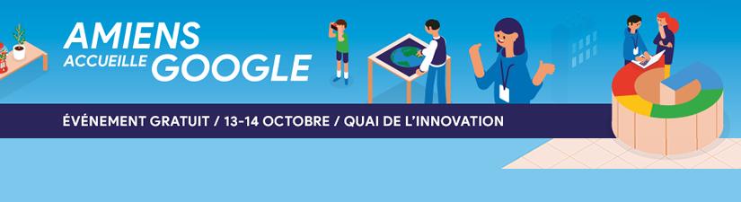 Amiens accueil Google