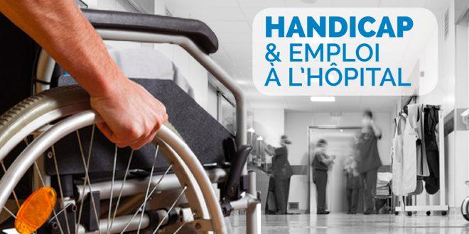 Handicap et emploi à l'hôpital