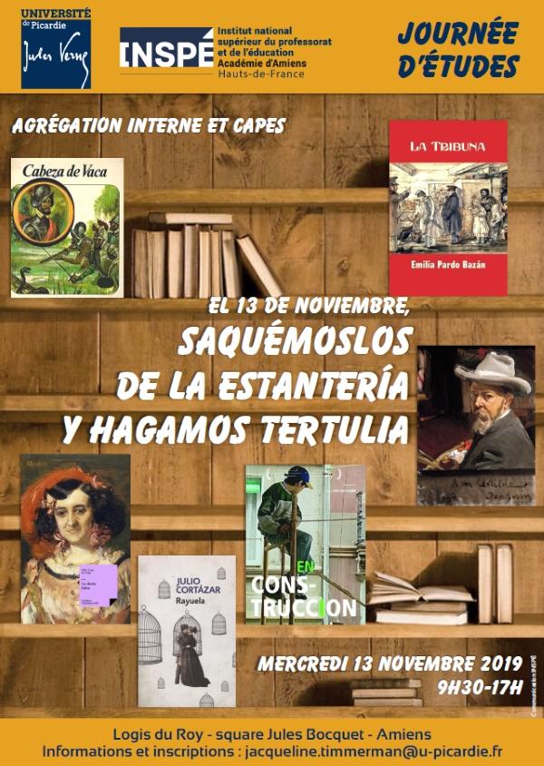 Jounée d'études Espagnol