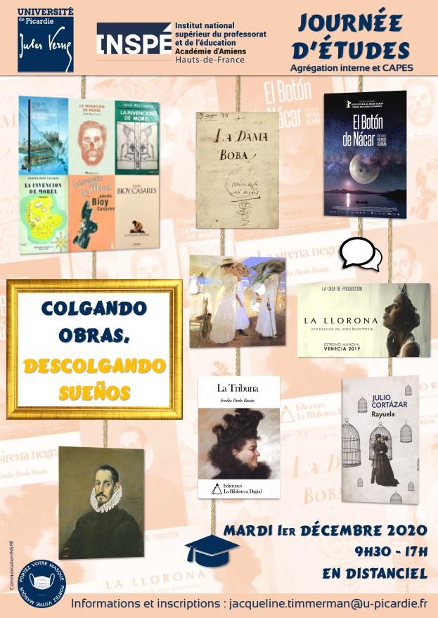 Journée d'études Espagnol