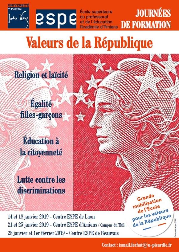 Valeurs de la République