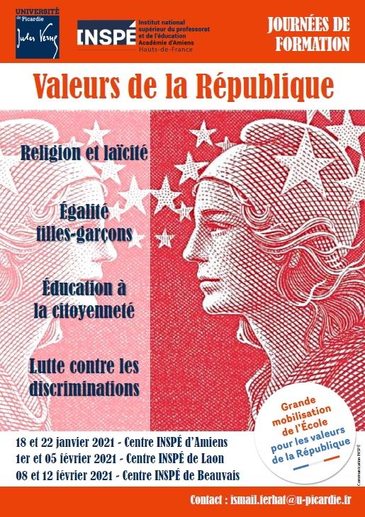 Journées Valeurs de la République