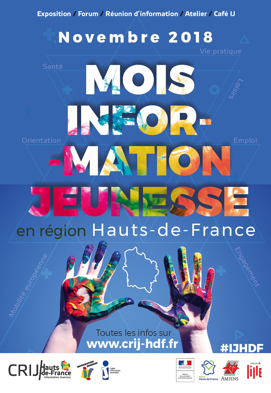 Mois de l'info Jeunesse en Région Hauts-de-France