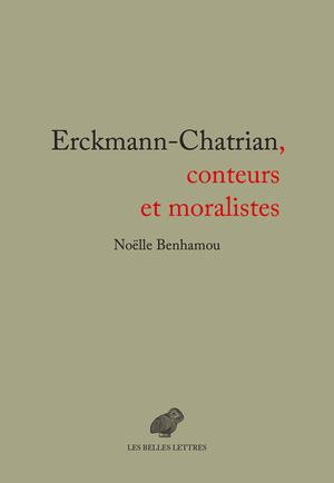 Noëlle Benhamou, Erckmann-Chatrian conteurs et moralistes