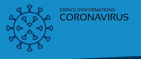 Espace coronavirus