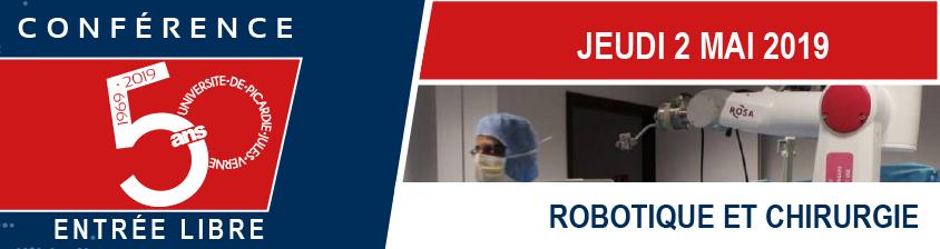 Robotique et chirurgie