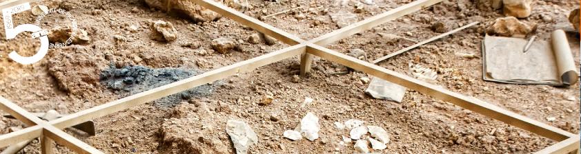 Quand le sol nous révèle le passé : rétrospective de l'archéologie à l'Université de Picardie