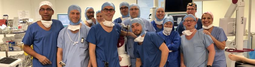Equipe médicale - GRECO / CHU Amiens-Picardie