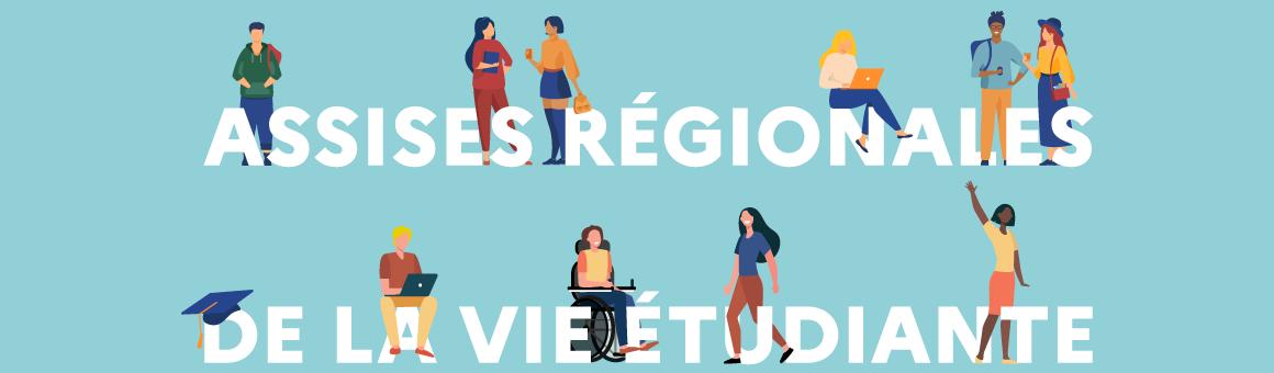 Assises régionales de la vie étudiante