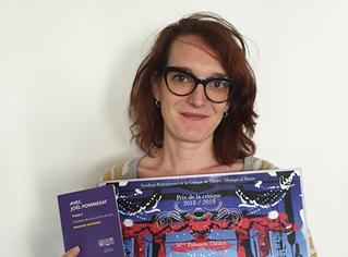 Prix meilleur livre sur le théâtre - Marion Boudier