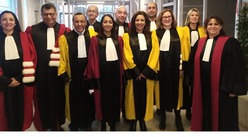 Enseignants Rabat - DHC