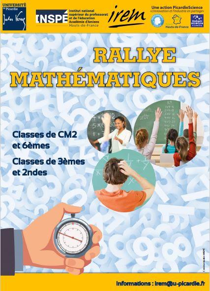 Rallye Mathématiques IREM