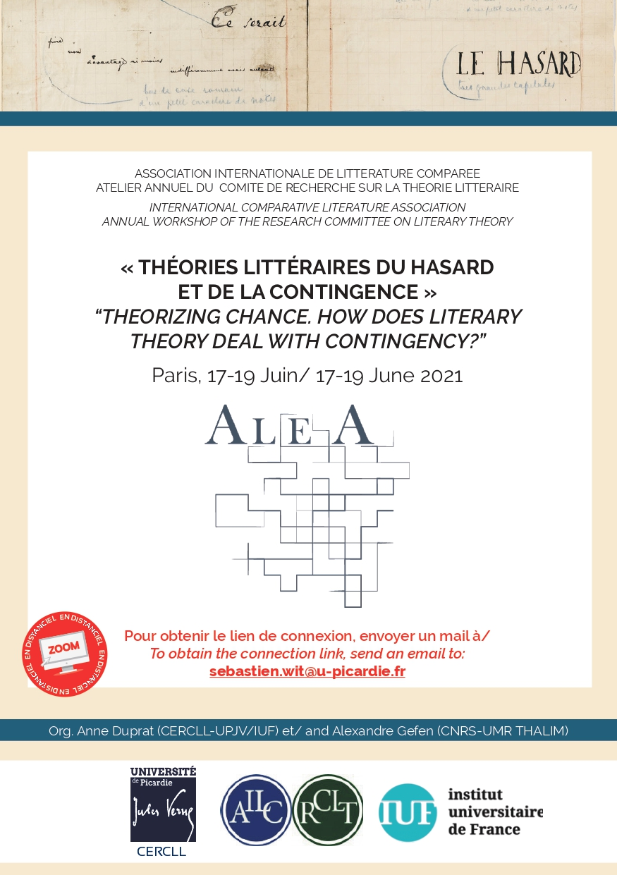 Théories littéraires du hasard et de la contingence