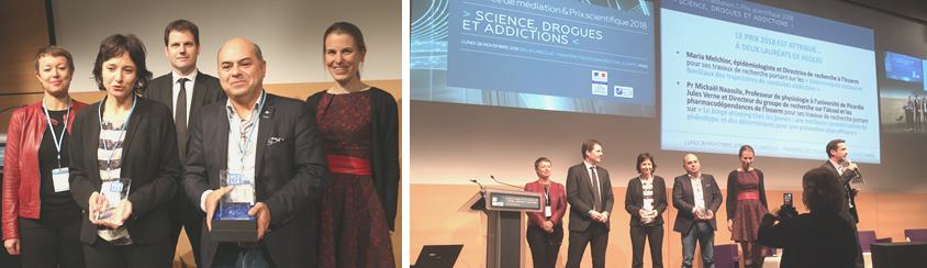 Prix scientifique MILDECA - OFDT