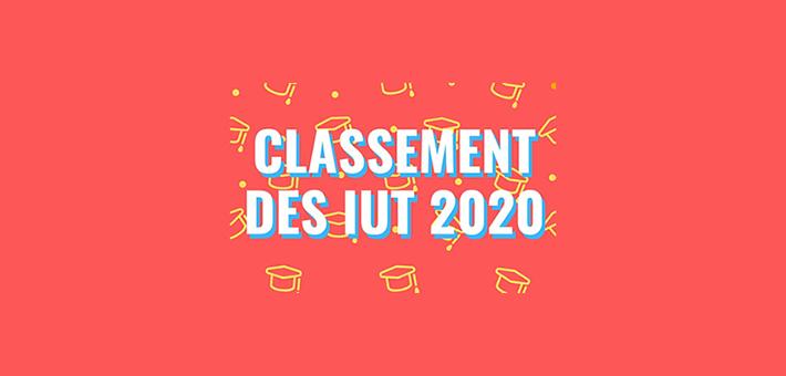 Classement des IUT 2020